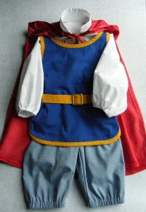 Infant Prince Charming Costume
