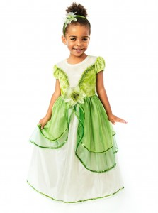 Infant Princess Tiana Costume