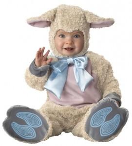 Infant Sheep Costume