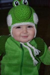 Infant Yoshi Costume