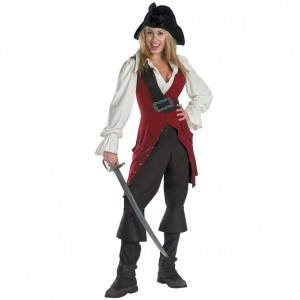 Jack Sparrow Adult Costume