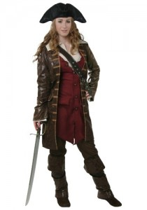 Jack Sparrow Costume Women