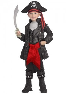 Jack Sparrow Toddler Costume