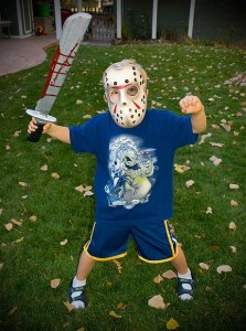 Jason Costume for Kid