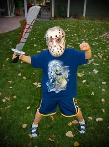 Jason Costume for Kid