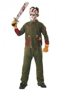 Jason Costume for Kids