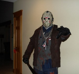 Jason Costume for Men