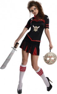 Jason Girl Costume