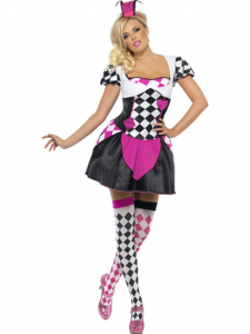 Jester Costume Women