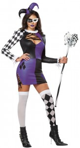 Jester Costumes for Adults