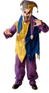 Jester Halloween Costume