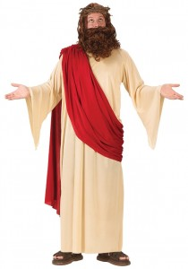 Jesus Halloween Costume
