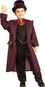 Johnny Depp Willy Wonka Costume