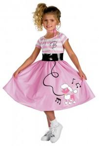Kids 50s Costume