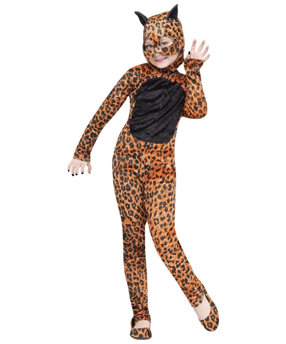 Jagguar Kid Costume