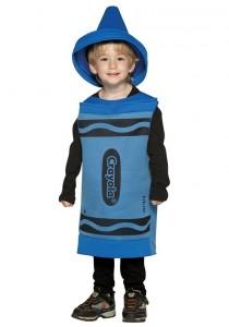 Kids Crayon Costume