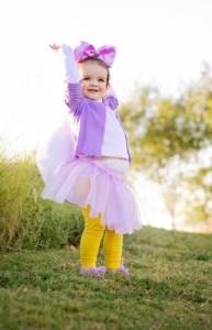 Kids Daisy Duck Costume