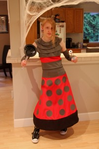 Kids Dalek Costume