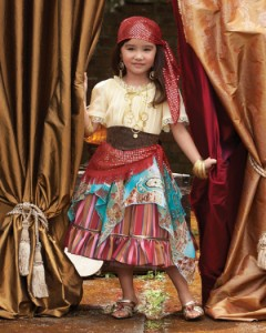 Kids Fortune Teller Costume