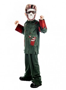 Kids Jason Costume