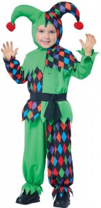 Kids Jester Costume