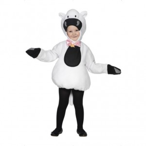 Kids Sheep Costume