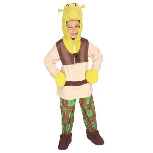 Kids Shrek Costume