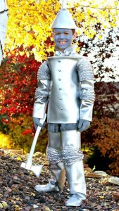 Kids Tin Man Costume