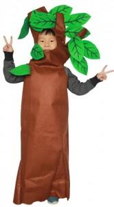 Kids Tree Costume