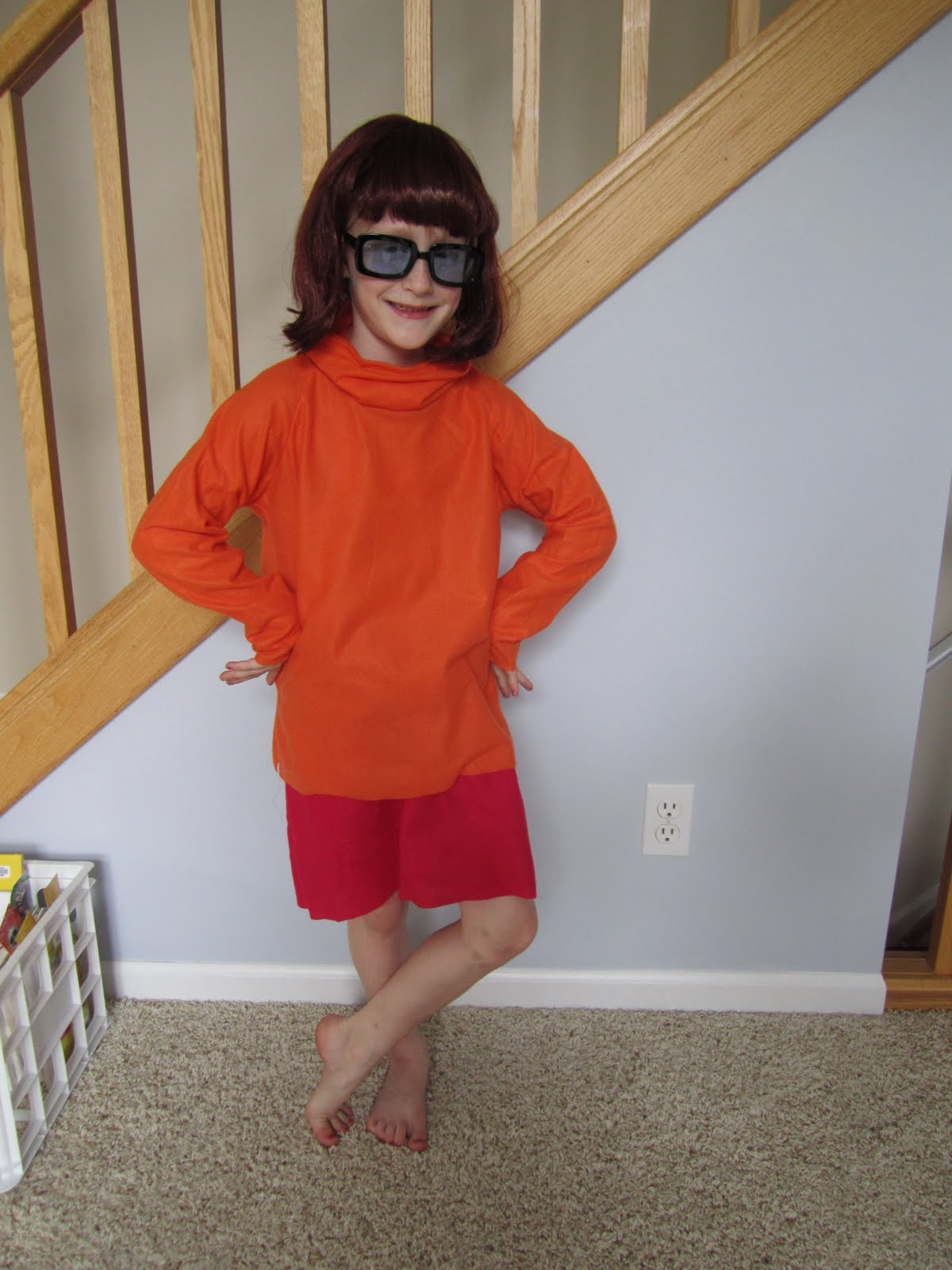 Diy Velma Costume | www.imgkid.com - The Image Kid Has It!