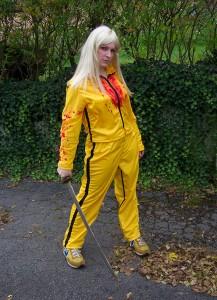 Kill Bill Bride Costume