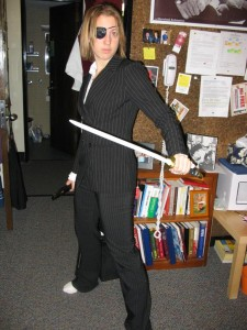Kill Bill Elle Driver Costume