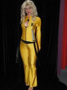 Kill Bill Halloween Costume