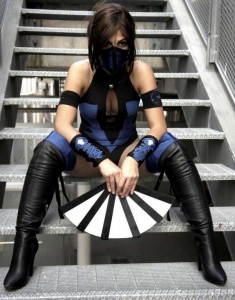 Kitana Costume Ideas