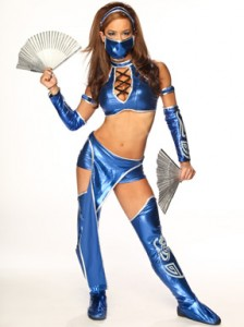 Kitana Costume for Kids
