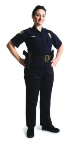Lady Police Officer Costume