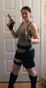 Lara Croft Costume Ideas