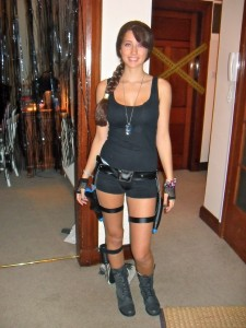 Lara Croft Tomb Raider Halloween Costume