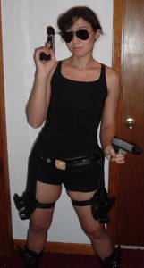 Laura Croft Tomb Raider Costume