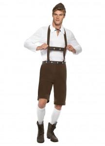 Lederhosen Costume