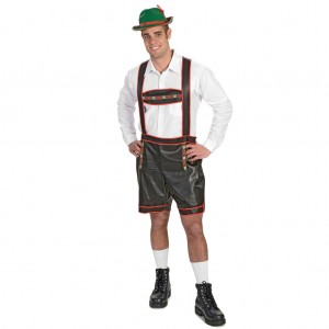 Lederhosen Costume Ideas