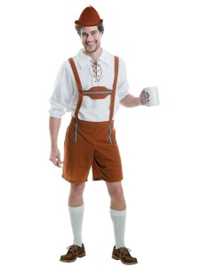 Lederhosen Costume Men