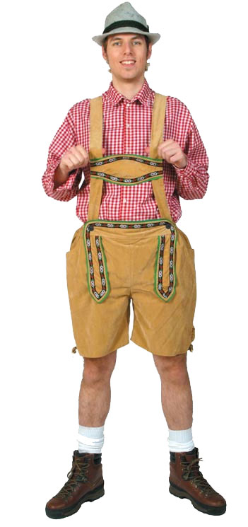Lederhosen Halloween Costume  sc 1 st  Parties Costume & Lederhosen Costumes (for Men Women Kids) | Parties Costume