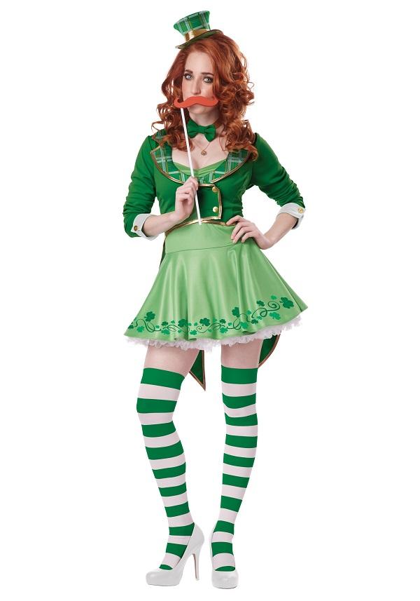 Patrick womens costume