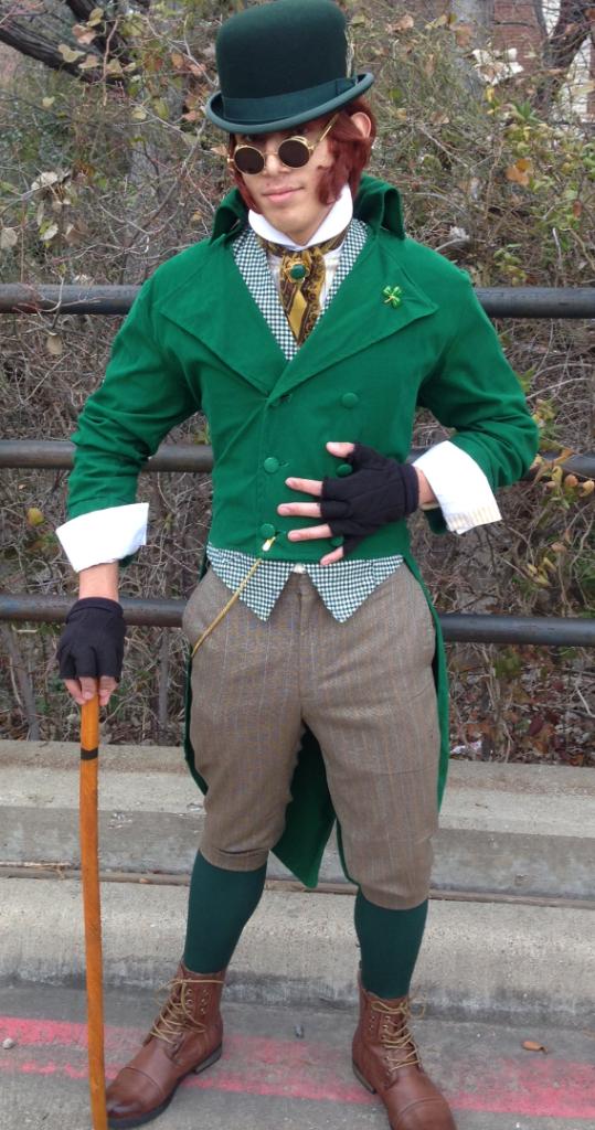 Leprechaun Costumes For Men Women Kids