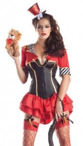 Lion Tamer Costume Women