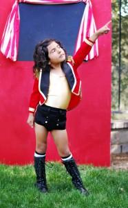 Lion Tamer Costume for Toddler