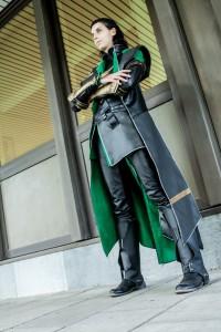 Loki Avengers Costume