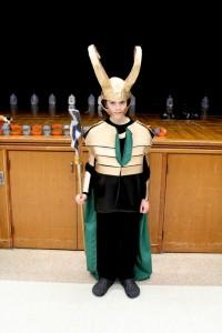 Loki Child Costume