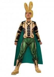 Loki Costume for Kids